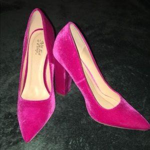 Pink Charlotte Russe heels